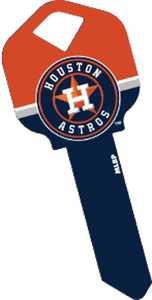 Hillman 89692 Houston Astros Key - Kw1/66