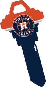 Hillman 89661 Houston Astros Key - Sc1/68