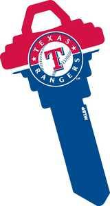 The Hillman Group 89649 Texas Rangers House Key