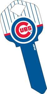 The Hillman Group 89686 Chicago Cubs House Key