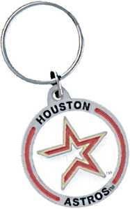 The Hillman Group 711248 Houston Astros Key Chain