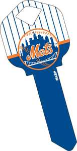 The Hillman Group 89669 New York Mets House Key