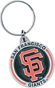 Hillman 710935 San Francisco Giants Key Chain