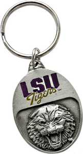 Hillman 711148 Louisiana State University Key Chain