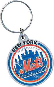 The Hillman Group 711231 New York Mets Key Chain