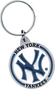 The Hillman Group 711232 New York Yankees Key Chain