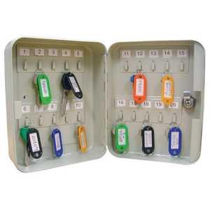 The Hillman Group 711334 20-Key Locking Cabinet