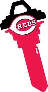 The Hillman Group 89657 Cincinnati Reds House Key