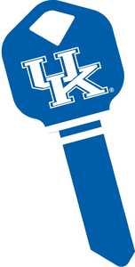 The Hillman Group 89851 University Of Kentucky House Key