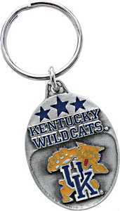The Hillman Group 711163 University Of Kentucky Key Chain