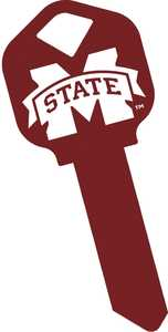 Hillman 89852 Mississippi State University Key - Kw1/66
