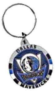 Hillman 711442 Dallas Mavericks Key Chain