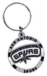 The Hillman Group 711444 San Antonio Spurs Key Chain