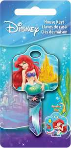 The Hillman Group 87655 Ariel And Friends House Key