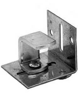 Hillman 852644 Adjustable Door Stop