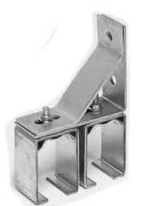 Hillman 854038 Double Box Rail Splice Bracket