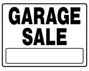 Hillman 840058 Garage Sale Sign 20x24