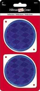 Hillman 844011 3 in Blue Reflector Combo
