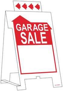 Hillman 848601 Garage Sale Tent Sign