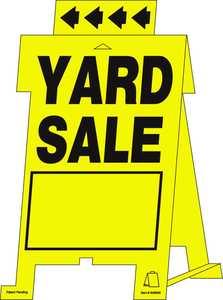 Hillman 848608 Yard Sale Tent Sign