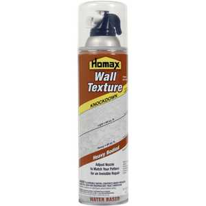 Homax Group 4065-06 Wall Texture Knockdown Water Based 20 oz