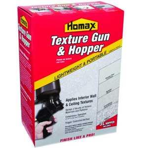 Homax Group 4630 Texture Spray Gun W/Hopper