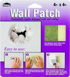 Homax Group 5504 Drywall Patch 4x4