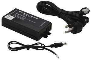 Lithonia Lighting STKTRANS24 Stick Black LED Transformer Under Cabinet Lighting Accessory