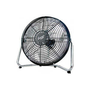 Comfort Zone CZHV9B Fan Cradle 9 in High Velocity 3-Speed