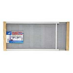 Howard Berger GS1037 Adjustable 10 in X37 in Window Screen