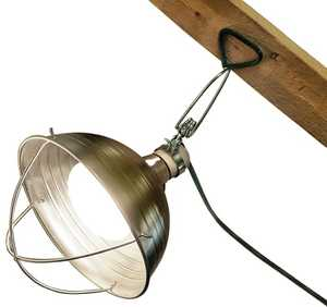 Howard Berger R609 Howard Berger Co 10.5 in Brooder Lamp With Clamp - r609