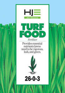 Howard Johnsons 7012 All Season Lawn Food Fertilizer 26-0-3 15Lb