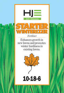 Howard Johnsons 7013 Starter /Winterizer Fertilizer 10-18-6 15#