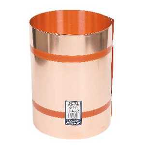 Amerimax 67520 20 in X 25 ft 16 oz Copper Roll Valley Flashing