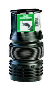 Amerimax ADP53202 2x3x4 In Downspout Adapter For Flex Drain