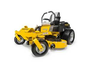 Hustler Turf Equipment 935833 Raptor Sd 54 Inch 25 Hp Zero