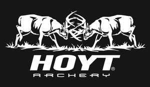 Hoyt Archery 822729 Fighting Bucks Decal