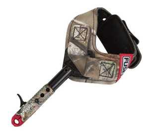 Hoyt Archery 536025 Fuse Clinch Dual Caliper Release Camo