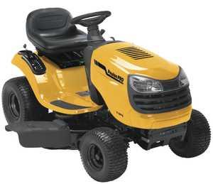 Poulan Pro 960420152 PowerBuilt 42-Inch 17.5-HP Riding Mower