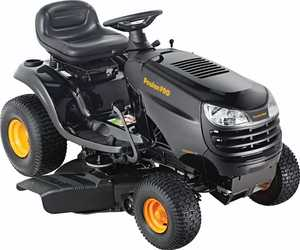 Poulan Pro 960420165 Briggs and Stratton 42-Inch 18.5-HP Riding Mower
