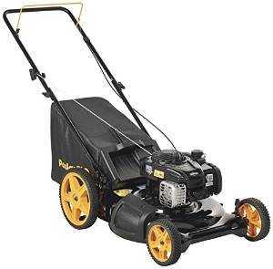 Poulan Pro 961320093 500ex Series 21-Inch 5.5-HP Manual Push Mower