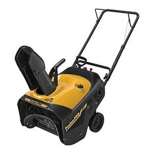 Poulan Pro 96182000400 LCT 21-Inch Single Stage Snow Thrower