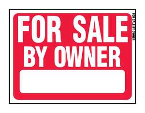 Hy-Ko Products RS-605 Sign For Sale By Owner