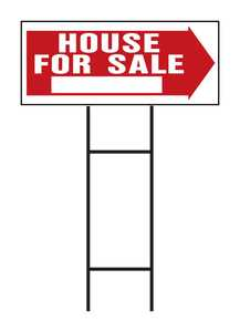 Hy-Ko Products RS-801 Sign House For Sale 10x24