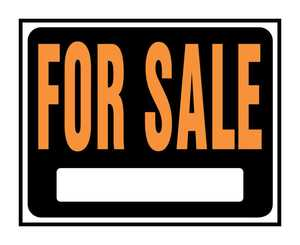 Hy-Ko Products SP-100 Sign For Sale 15x19