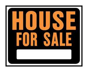 Hy-Ko Products SP-103 Sign House For Sale 15x19