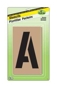Hy-Ko Products ST-6 Stencil 6 in