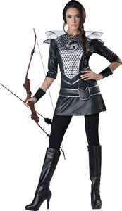 INCHARACTER COSTUMES LLC 11076 MIDNIGHT HUNTRESS S