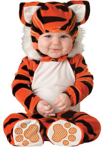 INCHARACTER COSTUMES LLC 16004 TIGER TOT M
