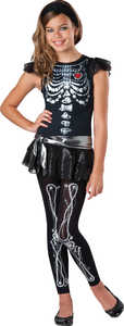 INCHARACTER COSTUMES LLC 18048 SKELETON BLING M